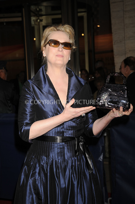 WWW.ACEPIXS.COM . . . . .....April 14, 2008. New York City.....Actress Meryl Streep attends the 35th Annual Film Society of Lincoln Center Gala Tribute to Meryl Streep at Avery Fisher Hall, Lincoln Center...  ....Please byline: Kristin Callahan - ACEPIXS.COM..... *** ***..Ace Pictures, Inc:  ..Philip Vaughan (646) 769 0430..e-mail: info@acepixs.com..web: http://www.acepixs.com