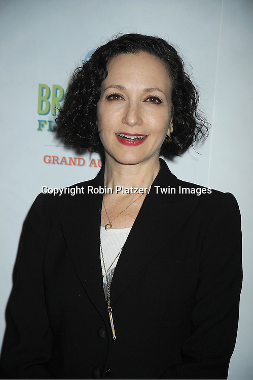Bebe Neuwirth attends the 26th Annual Broadway Flea Market and Grand Auction benefitting Broadway Cares/ Equity Fights Aids on September 23, 2012 at the Shubert Theatre in New York City.