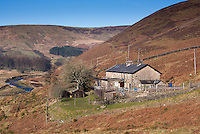 Smelt Mill cottages, Bowland Pennine Mountain Rescue Team HQ