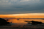 Plum Cove at sunset,Gloucester,MA
