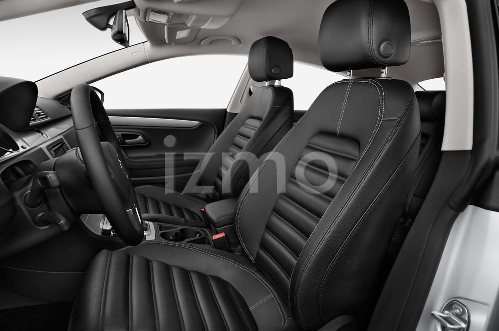 Front seat view of 2017 Volkswagen CC Sport 4 Door Sedan Front Seat  car photos