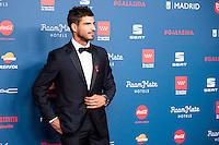 Maxi Iglesias attends to the photocall of the Gala Sida at Palacio de Cibeles in Madrid. November 21, 2016. (ALTERPHOTOS/Borja B.Hojas) //NORTEPHOTO.COM