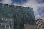 Museo Nacional de Ciencia y Tecnologia en La Coruña.