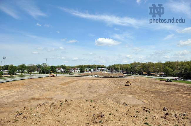 Innovation Park construction site