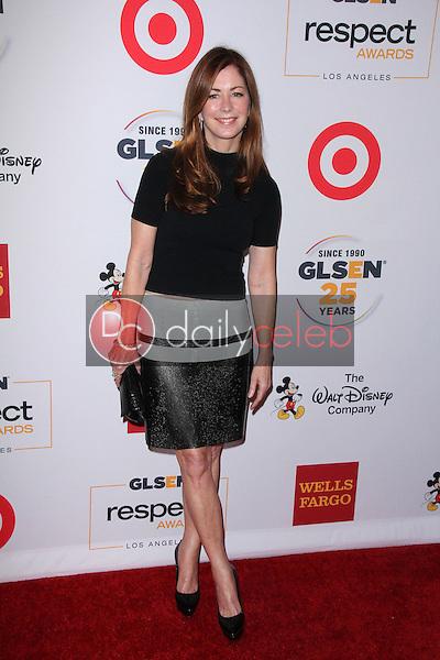 Dana Delaney<br /> at the 2015 GLSEN Respect Awards, Beverly Wilshire, Beverly Hills, CA 10-23-15<br /> David Edwards/DailyCeleb.Com 818-249-4998