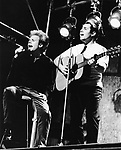SIMON & GARFUNKEL 1966..© Chris Walter..Photofeatures International