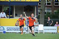 KAATSEN: LEEUWARDEN: 20-07-2014, Rengersdag, Jacob Wassenaar, Daniël Iseger, ©foto Martin de Jong