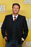 NASHVILLE, TN - NOVEMBER 1: Blake Shelton on the Macy's Red Carpet at the 46th Annual CMA Awards at the Bridgestone Arena in Nashville, TN on Nov. 1, 2012. © mpi99/MediaPunch Inc. /NortePhoto