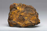 Iron Ore from near Rushville, Fairfield County, Ohio. From the 1850s to the 1870s, the forested hills of southeastern Ohio were the heart of the nation's iron industry.