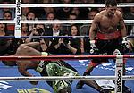 Atlantic city Sergio Martinez <br /> Paul Williams Martinez ko 2 alasalto .. y defendio su titulo super mediano