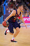 League ACB-ENDESA 2017/2018. Game: 1.<br /> FC Barcelona Lassa vs Baskonia: 87-82.<br /> Thomas Heurtel.