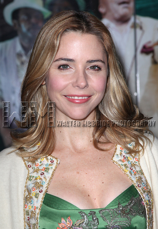 Kerry Butler.attending the Opening Night Performance of 'The Gershwins' Porgy & Bess' at the Richard Rodgers Theatre in New York City. 1/12/2012