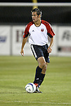 24 March 2004: Mike Petke during the first half. DC United of Major League Soccer defeated the Wilmington Hammerheads of the Pro Select League 1-0 at the Legion Sports Complex in Wilmington, NC in a Carolina Challenge Cup match..