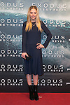 "Laura Hayden attend the Premiere of the movie ""EXODUS: GODS AND KINGS"" at callao Cinema in Madrid, Spain. December 4, 2014. (ALTERPHOTOS/Carlos Dafonte)"