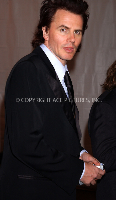 WWW.ACEPIXS.COM . . . . . ....NEW YORK, MAY 2, 2005....John Taylor exiting The Costume Institute Gala Celebrating Chanel at the Metropolitan Museum of Art.....Please byline: KRISTIN CALLAHAN - ACE PICTURES.. . . . . . ..Ace Pictures, Inc:  ..Craig Ashby (212) 243-8787..e-mail: picturedesk@acepixs.com..web: http://www.acepixs.com