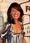 Lisa Edelstein at the Fox Fall Eco-Casino Party at AREA in Hollywood, September 24th 2007.