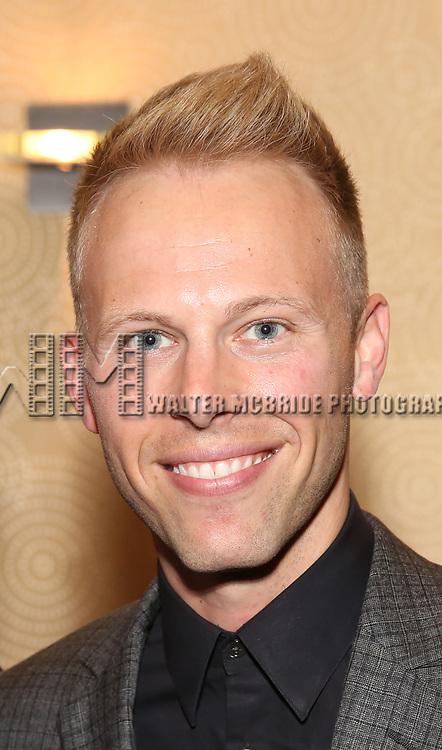 Justin Paul attends New York Theatre Workshop's 2017 Spring Gala at the Edison Ballroom on May 15, 2017 in New York City.