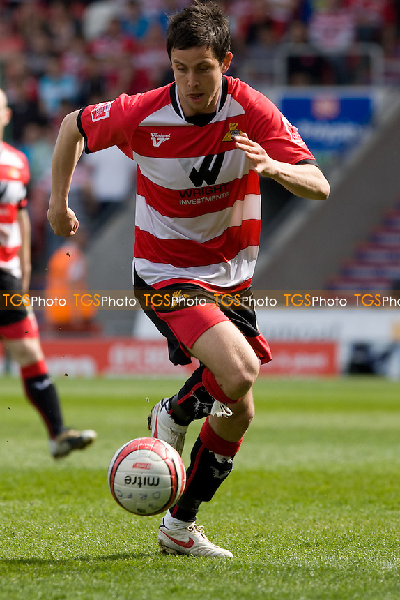 - Doncaster Rovers vs Scunthorpe United - Coca Cola Championship Football at Keepmoat Stadium - 24/04/10 - MANDATORY CREDIT: Mark Hodsman/TGSPHOTO - Self billing applies where appropriate - 0845 094 6026 - contact@tgsphoto.co.uk - NO UNPAID USE..