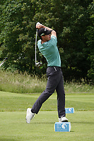 Chase Koepka (USA) in action during the third round of the Hauts de France-Pas de Calais Golf Open, Aa Saint-Omer GC, Saint- Omer, France. 15/06/2019<br /> Picture: Golffile | Phil Inglis<br /> <br /> <br /> All photo usage must carry mandatory copyright credit (© Golffile | Phil Inglis)