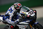 2011 Superbike World Championship, Round 03, Assen, Netherlands, 17 April 2011, Marco Melandri, Yamaha