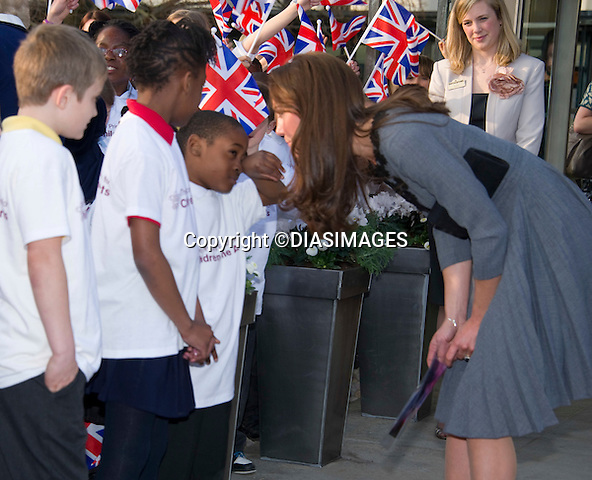 "KATE ACCOMPANIES PRINCE CHARLES AND CAMILLA.The Prince of Wales, President of The Princes Foundation for Children & the Arts, accompanied by The Duchess of Cornwall, introduced The Duchess of Cambridge to the work of one of His Royal Highnesss education charities, The Princes Foundation for Children and the Arts. .Their Royal Highnesses met school children participating in Great Art Quest, a project run by The Princes Foundation for Children and the Arts at Dulwich Picture Gallery, London 15 March 2012.Mandatory credit photo: ©Francis Dias/DIASIMAGES..(Failure to credit will incur a surcharge of 100% of reproduction fees)..                **ALL FEES PAYABLE TO: ""NEWSPIX INTERNATIONAL""**..IMMEDIATE CONFIRMATION OF USAGE REQUIRED:.DiasImages, 31a Chinnery Hill, Bishop's Stortford, ENGLAND CM23 3PS.Tel:+441279 324672  ; Fax: +441279656877.Mobile:  07775681153.e-mail: info@newspixinternational.co.uk"