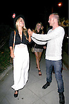 June 2nd  2012..Breaking Bad actor Aaron Paul & mystery blonde woman leaving Chateau Marmont Hotel in West Hollywood..AbilityFilms@YAHOO.COM.805 427 3519.www.AbilityFilms.com