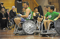 130707 Rugby - Wheelchair Rugby Championship