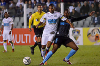 SANTOS, SP, 14.08.2014 - COPA DO BRASIL - SANTOS x LONDRINA - Jogador Robinho durante partida Santos x Londrina, jogo valido pela terceira fase da Copa do Brasil, disputada no estádio da Vila Belmiro em Santos. (Foto: Levi Bianco / Brazil Photo Press)