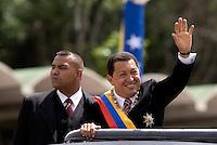 HUGO CHAVEZ, VENEZUELA, reportaje