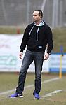 Saarbr&uuml;ckens Trainer Dirk Lottner beim Spiel in der Regionalliga Suedwest, 1. FC Saarbruecken - Wormatia Worms.<br /> <br /> Foto &copy; PIX-Sportfotos *** Foto ist honorarpflichtig! *** Auf Anfrage in hoeherer Qualitaet/Aufloesung. Belegexemplar erbeten. Veroeffentlichung ausschliesslich fuer journalistisch-publizistische Zwecke. For editorial use only.