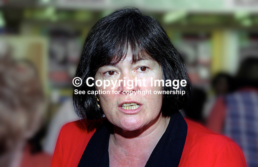 Clare Short, MP, Labour Party, UK, October, 1996, 199610014<br />