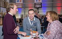 Rotterdam, Netherlands, December 16,  2017, Topsportcentrum,  KNLTB Jaarcongres,  lunch<br /> Photo: Tennisimages/Henk Koster