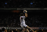 Twickenham. GREAT BRITAIN, Tom Palmer takes a clean catch from the lineout, during the, 2006 Investec Challenge, game between, England  and Argentina, on Sat., 11/11/2006, played at the Twickenham Stadium, England. Photo, Peter Spurrier/Intersport-images].....