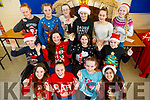Pictured are First year students attending Presentation Secondary School Tralee, who took part in Christmas Jumper Day on Friday last to raise funds for the Ronald McDonald House Crumlin Children's Hospital, Dublin.