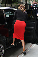 NEW YORK, NY - JULY 13: Caitlyn Jenner seen leaving after an appearance on ABC's The View in New York City on July 13, 2017. Credit: RW/MediaPunch