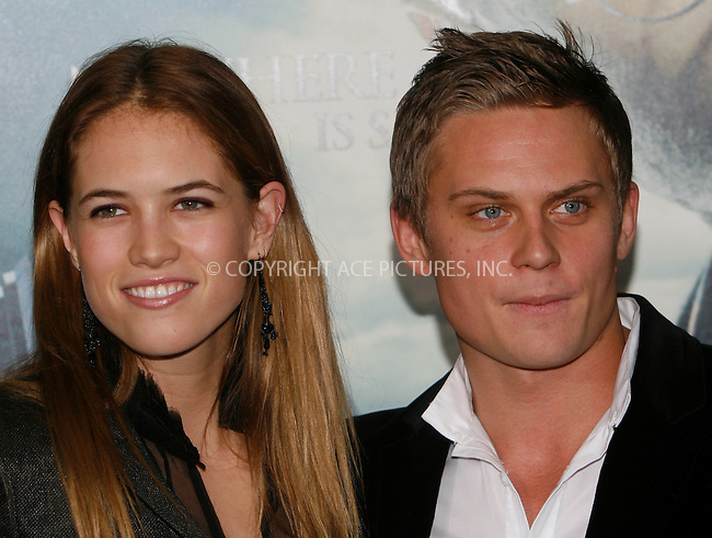 WWW.ACEPIXS.COM . . . . .  ....November 11 2010, New York City....Cody Horn (L) and Billy Magnussen at the premiere of 'Harry Potter and the Deathly Hallows - Part 1' at Alice Tully Hall on November 15, 2010 in New York City......Please byline: NANCY RIVERA- ACEPIXS.COM.... *** ***..Ace Pictures, Inc:  ..Tel: 646 769 0430..e-mail: info@acepixs.com..web: http://www.acepixs.com