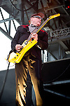 Rick Nielsen of Cheap Trick performs during the 2013 Rock On The Range festival at Columbus Crew Stadium in Columbus, Ohio.