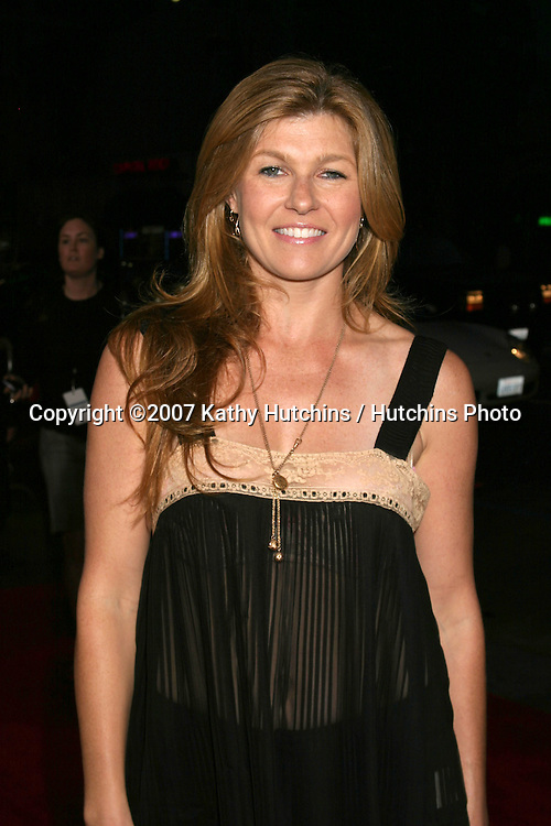 "Connie Britton.""The Lookout"" LA Premiere.Egyptian Theater.Los Angeles, CA.March 20, 2007.©2007 Kathy Hutchins / Hutchins Photo..."
