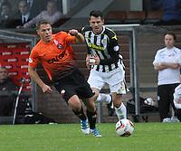 Dundee United v St Mirren 261013