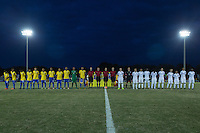 2015 Nike Friendlies USMNT U-17 vs Brazil, December 6, 2015