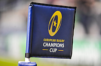 Game Day, European Rugby Champions Cup match between Sale Sharks and Saracens at AJ Bell Stadium, Salford, England on 18 December 2016. Photo by Paul Bell.