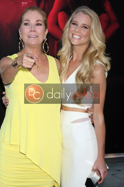 Cassidy Gifford, Kathie Lee Gifford <br /> at the &quot;The Gallows&quot; Premiere, Hollywood High School, Hollywood, CA 07-07-15<br /> David Edwards/DailyCeleb.com 818-249-4998