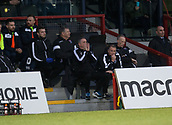 2nd December 2017, Global Energy Stadium, Dingwall, Scotland; Scottish Premiership football, Ross County versus Dundee; Ross County boss Owen Coyle shouts instructions