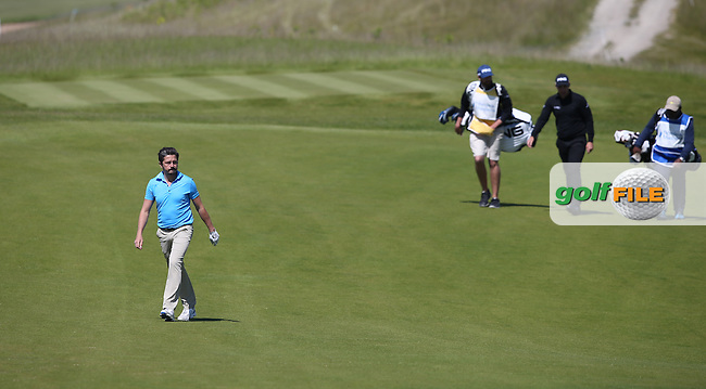 Mike Lorenzo-Vera (FRA) during Round Two of the 2015 Nordea Masters at the PGA Sweden National, Bara, Malmo, Sweden. 05/06/2015. Picture David Lloyd | www.golffile.ie