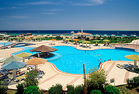 EGY, Aegypten, Safaga: Hotel Holiday Inn, Pool | EGY, Egypt, Safaga: Hotel Holiday Inn, Pool