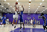 2-28-17, Pioneer High School vs Lincoln High School boy's varsity basketball
