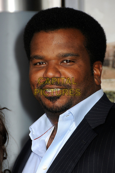 "CRAIG ROBINSON .""Due Date"" Los Angeles Premiere held at Grauman's Chinese Theatre, Hollywood, California, USA,.28th October 2010..portrait headshot blue shirt goatee facial hair .CAP/ADM/BP.©Byron Purvis/AdMedia/Capital Pictures."