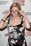 Eve Plumb sporting a pair of signature 'Ralphie' specs at the Broadway Opening Night Performance for 'A Christmas Story - The Musical'  at the Lunt Fontanne Theatre in New York City on 11/19/2012.