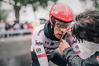 Jarlinson Pantano (COL/Trek-Segafredo)<br /> <br /> 104th Tour de France 2017<br /> Stage 1 (ITT) - D&uuml;sseldorf &rsaquo; D&uuml;sseldorf (14km)