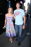 NEW YORK, NY - SEPTEMBER 10: Trista Sutter and Ryan Sutter at Good Morning America in New York City. © RW/MediaPunch Inc. /NortePhoto.com<br />